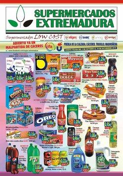 Ofertas de Supermercados Extremadura  en el folleto de Cáceres