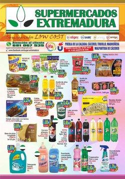 Catálogo Supermercados Extremadura ( 14 días más )