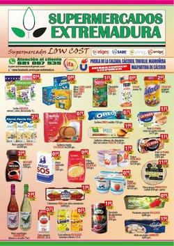 Ofertas de Supermercados Extremadura en el catálogo de Supermercados Extremadura ( 3 días más)