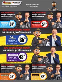 Ofertas de Neumáticos  en el folleto de Confort Auto en Madrid