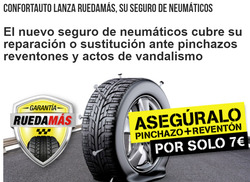 Ofertas de Neumáticos  en el folleto de Confort Auto en Chiclana de la Frontera