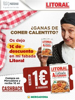 Ofertas de Hiper-Supermercados  en el folleto de Litoral en Felanitx