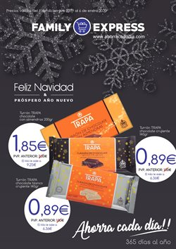 Ofertas de Hiper-Supermercados  en el folleto de Family Express en Albatera