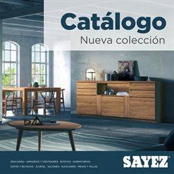 Ofertas de Muebles Sayez  en el folleto de Esplugues de Llobregat