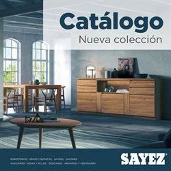 Catálogo Muebles Sayez en Cerdanyola del Vallès ( Más de un mes )
