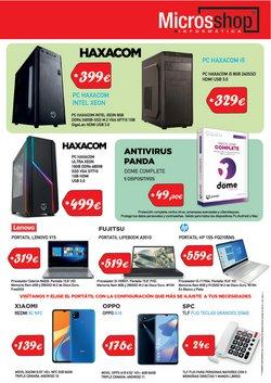 Ofertas de Lenovo en el catálogo de Microsshop ( 9 días más)