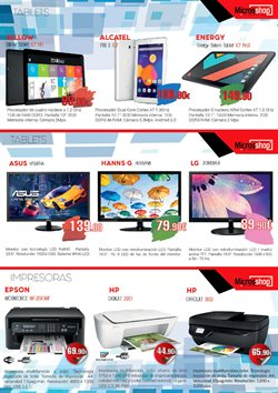 Ofertas de Microsshop  en el folleto de Finestrat