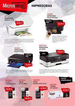 Ofertas de Canon  en el folleto de Microsshop en Madrid