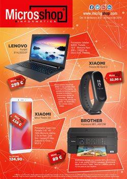 Ofertas de Microsshop  en el folleto de Valencia