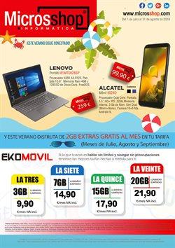 Ofertas de Microsshop  en el folleto de Majadahonda