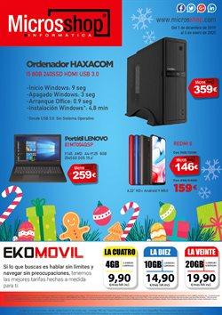 Ofertas de Microsshop  en el folleto de Alcorcón
