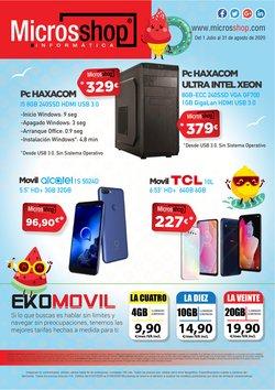 Catálogo Microsshop en Leganés ( 24 días más )