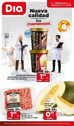 Ofertas de Hiper-Supermercados en el catálogo de Dia ( 2 días más)