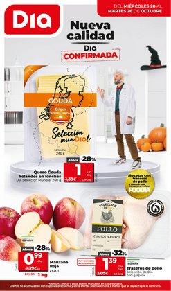 Ofertas de Hiper-Supermercados en el catálogo de Dia ( Publicado ayer)