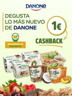 Ofertas de Hiper-Supermercados en el catálogo de Danone en Madrid ( 5 días más )