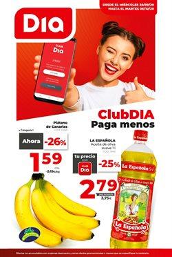 Ofertas de Hiper-Supermercados en el catálogo de DIA & GO en Valdemorillo ( Publicado hoy )