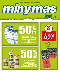 Ofertas de Minymas en el catálogo de minymas ( Caduca hoy)