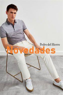Ofertas de Moda hombre  en el folleto de Pedro del Hierro en San Sebastián de los Reyes