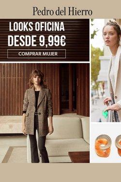 Ofertas de Primeras marcas en el catálogo de Pedro del Hierro ( 12 días más)