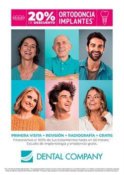 Ofertas de Hiper-Supermercados en el catálogo de Dental Company en Santander ( 10 días más )