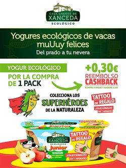 Ofertas de Hiper-Supermercados en el catálogo de Xanceda en Ferrol ( 14 días más )