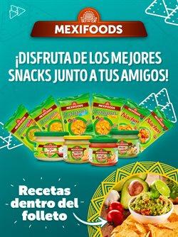 Ofertas de Hiper-Supermercados en el catálogo de Mexifoods ( 27 días más)