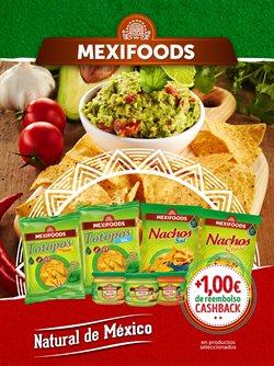 Ofertas de Sal en Mexifoods