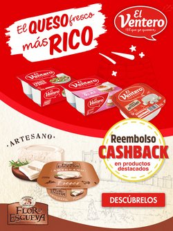 Ofertas de Hiper-Supermercados en el catálogo de El Ventero ( 5 días más)
