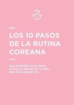 Ofertas de Miin Cosmetics en el catálogo de Miin Cosmetics ( Más de un mes)