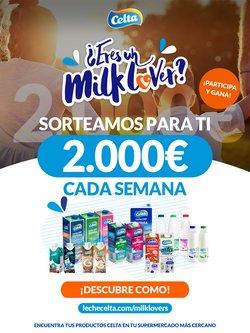 Ofertas de Hiper-Supermercados en el catálogo de Leches Celta ( 27 días más)