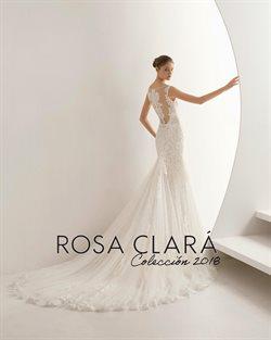 Ofertas de Bodas  en el folleto de Rosa Clará en Murcia