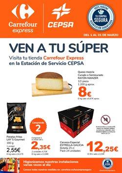 Catálogo Carrefour Express CEPSA ( 23 días más)