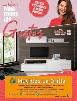 Ofertas de Muebles la Orilla en el catálogo de Muebles la Orilla ( 21 días más)