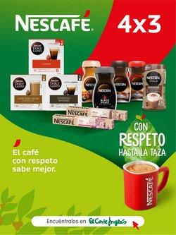 Ofertas de Hiper-Supermercados en el catálogo de Nescafé ( Caduca mañana)