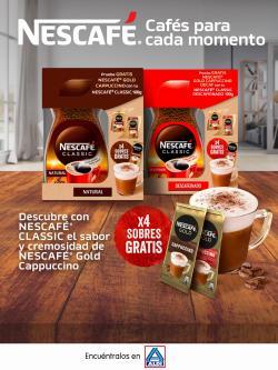 Ofertas de ALDI en el catálogo de Nescafé ( 21 días más)