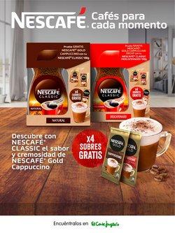 Ofertas de El Corte Inglés en el catálogo de Nescafé ( Caduca mañana)