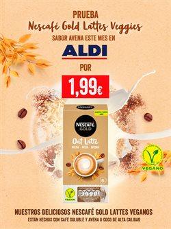 Ofertas de ALDI en el catálogo de Nescafé ( Caduca hoy)