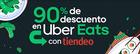 Cupón Uber Eats en Logroño ( Publicado ayer )