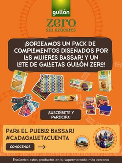Ofertas de Hiper-Supermercados en el catálogo de Gullón ( Caduca hoy)