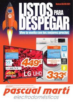 Ofertas de Informática y Electrónica en el catálogo de Pascual Martí ( 5 días más)