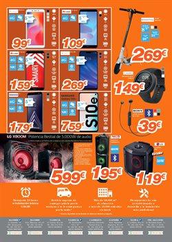 Ofertas de Huawei  en el folleto de Pascual Martí en Vila-real