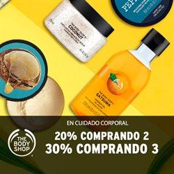 Ofertas de The Body Shop  en el folleto de Málaga