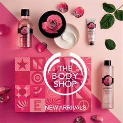 Ofertas de The Body Shop  en el folleto de Madrid