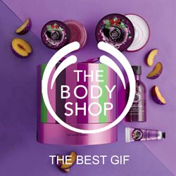Ofertas de The Body Shop  en el folleto de Elda