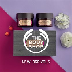 Ofertas de Perfumerías y belleza  en el folleto de The Body Shop en Madrid
