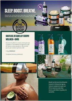 Catálogo The Body Shop en Esplugues de Llobregat ( Publicado ayer )