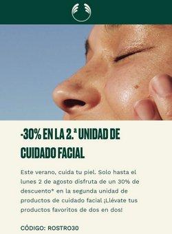Ofertas de Perfumerías y Belleza en el catálogo de The Body Shop ( Publicado ayer)
