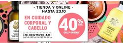 Ofertas de The Body Shop  en el folleto de Madrid