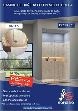 Ofertas de Bricolaje Soriano  en el folleto de Madrid
