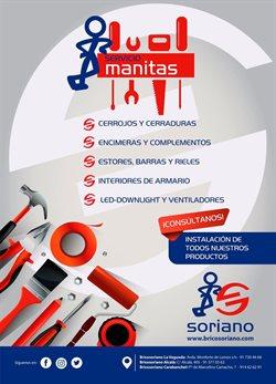 Catálogo Bricolaje Soriano en Torrelodones ( 2 días publicado )